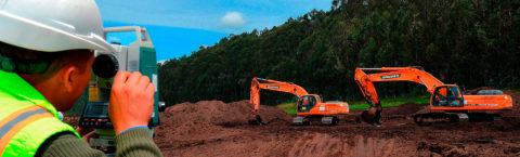 Construcción de la obra civil del Centro Industrial de Faenamiento